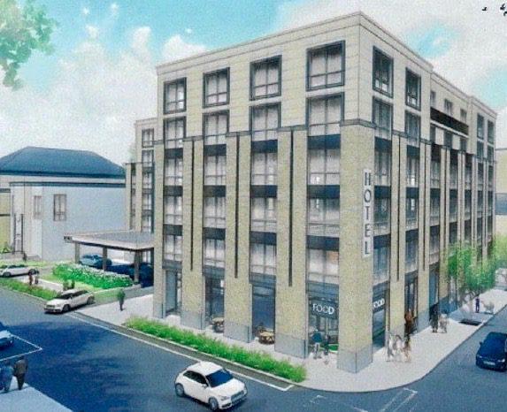 Hotel must gild College Hill says Architecture writer David Brussat