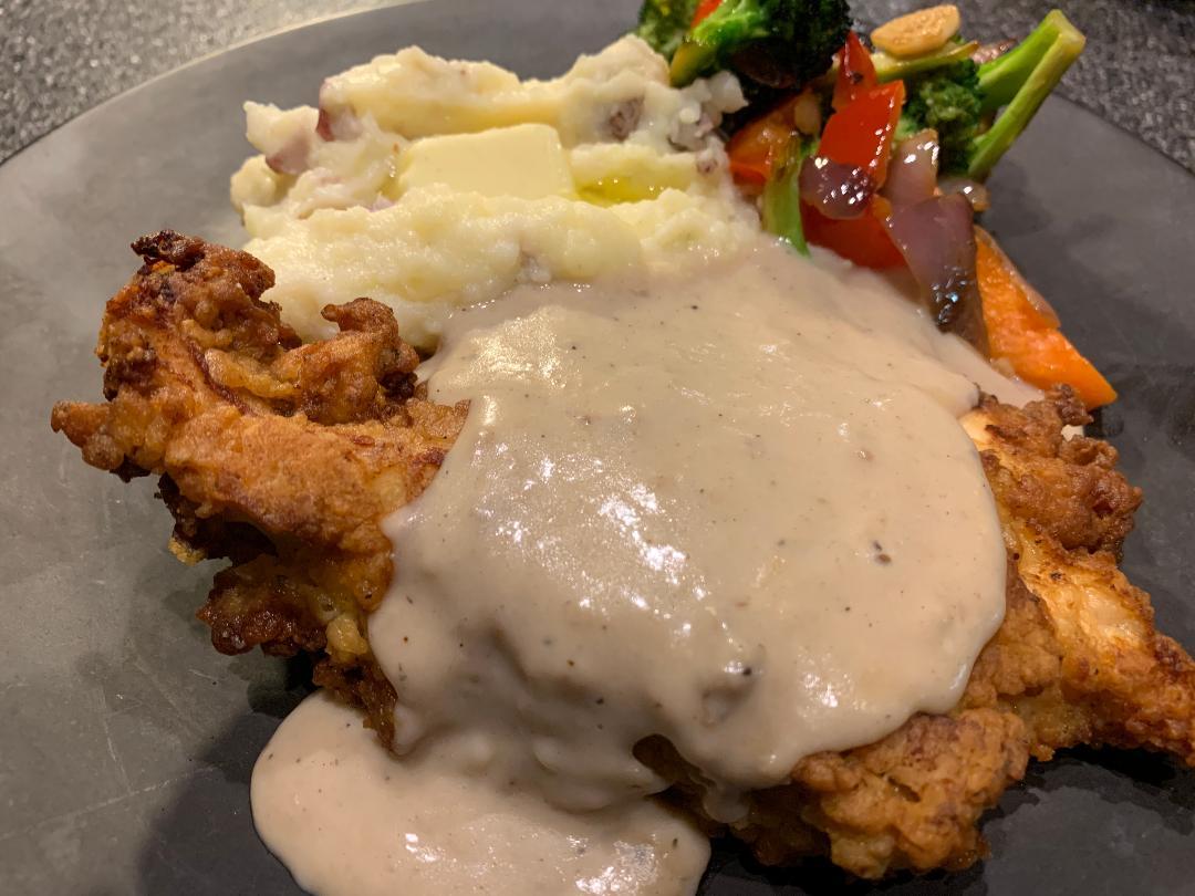 Choicken fried chicken