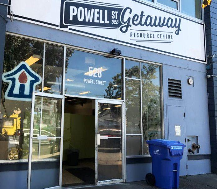 Powell Street Getaway (PSG)
