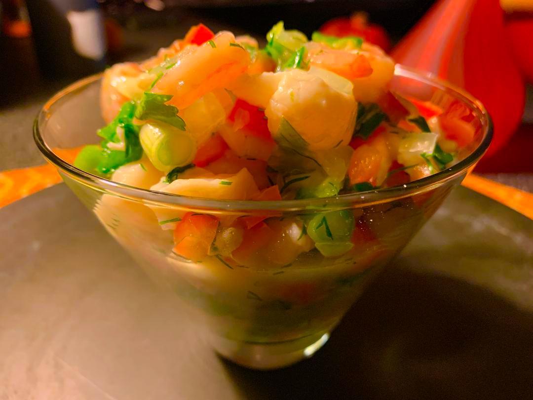 thumbnail_Shrimp & scallop ceviche