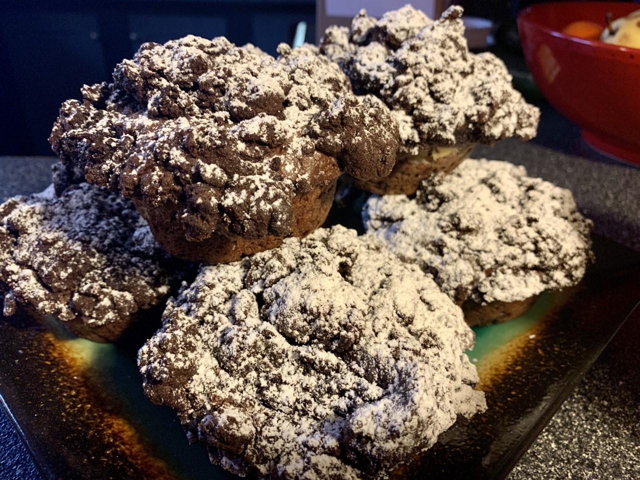 thumbnail_Banana crumb cakes