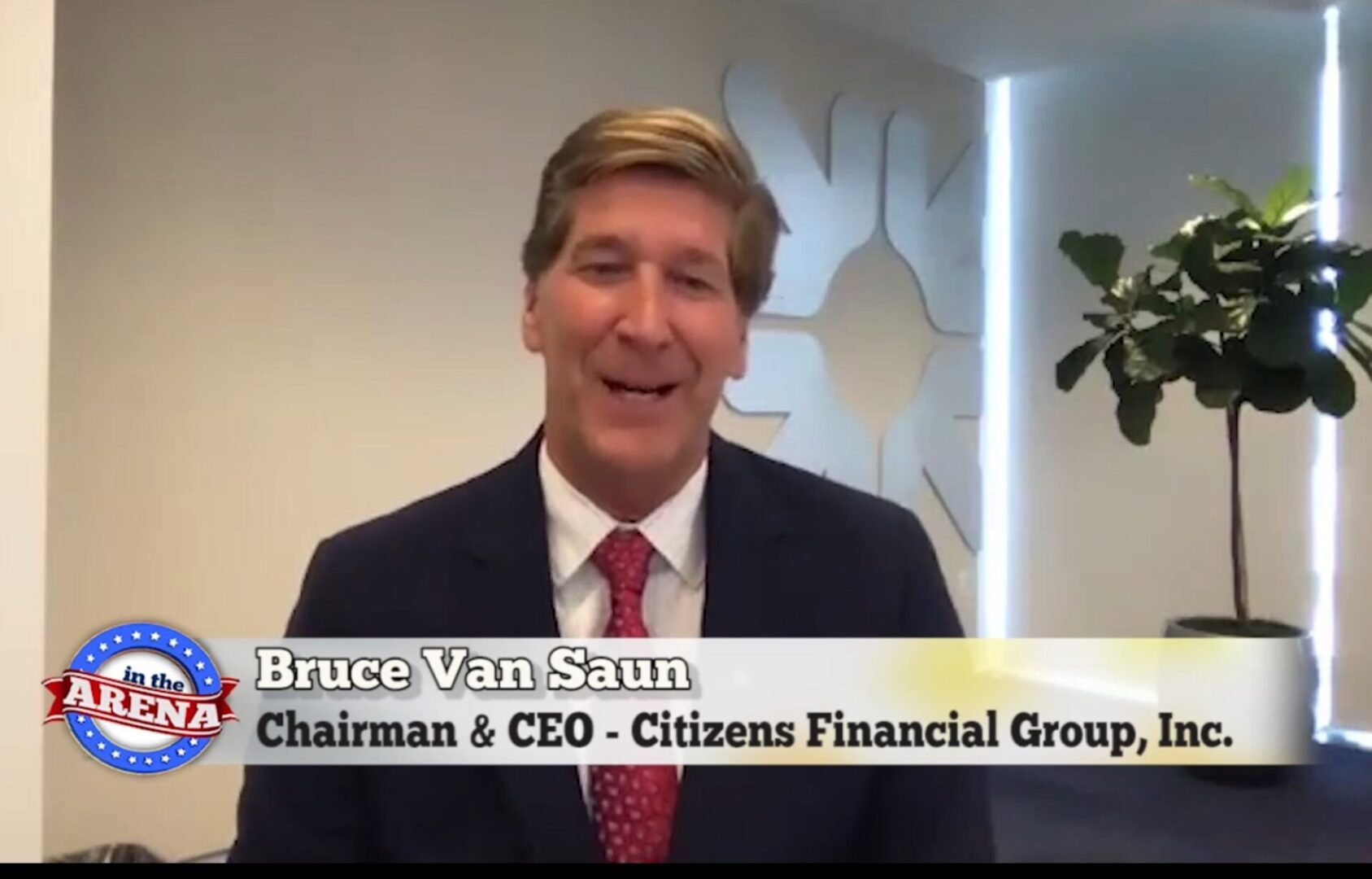 Bruce Van Saun - Ch CEO, Citizens Financial Group
