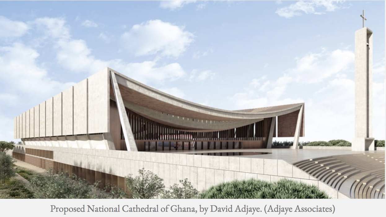 Proposed Natonal Cathedral of Ghana